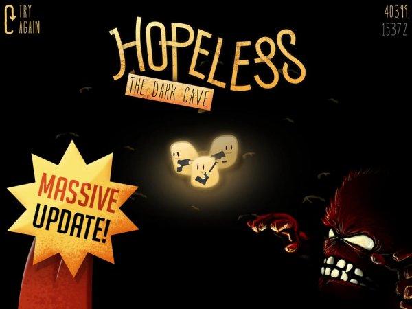 (Android)Hoffnungslos: Die dunkle Höhle/Game