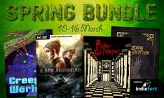Gamersgate Spring Bundle