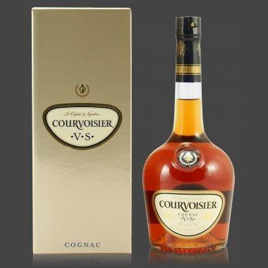 Courvoisier VS Cognac 0,7l in GP für 18,90 € inkl. Versand. Ab 6 Flaschen sogar nur 16,90 €!