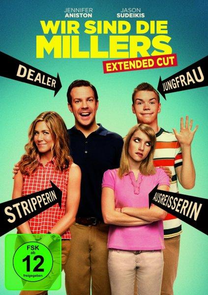 [amazon] Wir sind die Millers DVD 5,97 und BluRay ab 8,97 €