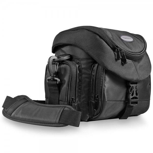 [Conrad.de] Mantona Premium Fototasche schwarz 24,50 € ohne Vsk