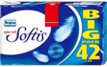 [offline] 42x10 Regina Softis Taschentücher für nur 2,79€ [Netto - Lokal?]