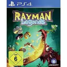 Rayman Legends Playstation 4