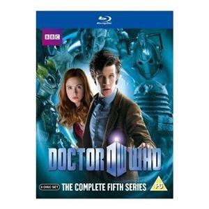 Doctor Who Staffel 5 auf Blu-ray (nur OV)