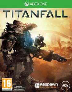 [Amazon.co.uk] Titanfall für Xbox One 52 EUR