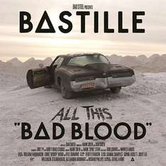 Bastille - All This Bad Blood (Google Play Store & Amazon) für €1,99
