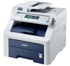 Brother DCP-9010CN Farblaserdrucker für 259€ @ OfficePartner