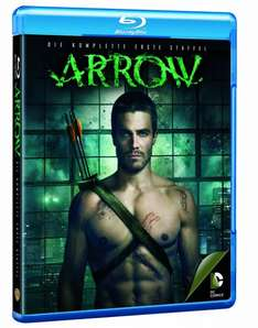 Blu-ray Box - Arrow (Staffel 1 auf 4 Blu-rays) für €29,97 [@Amazon.de]