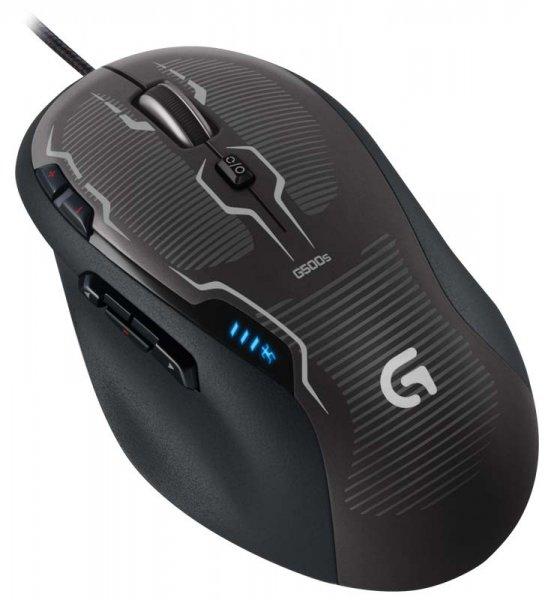*Lokal Gelsenkirchen [Saturn] Logitech G500S Gaming Maus - 45 €