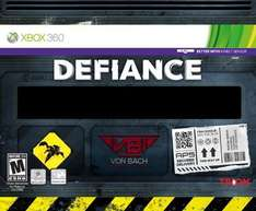 Defiance: Collector's Edition (Xbox 360) für 37,57€ @Amazon.com