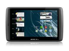 """ARCHOS 101 G9 Tablet 10"""" Multitouch Display Multicore-CPU 250GB Android 4 für 124,99€"""