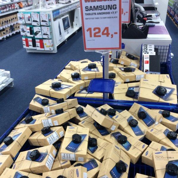 Samsung Galaxy Tab3. 7Zoll