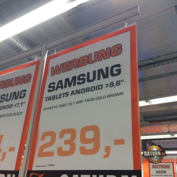 Samsung Galaxy Tab 3. 10,1Zoll