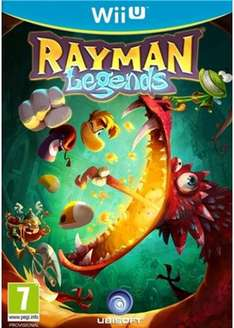 [base.com] Rayman Legends (Wii U) für 13,49€