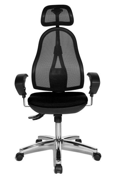 Topstar Bürostuhl »Open Point® SY Deluxe«  mit Kopfstütze und Keksdose für 158,86 EUR statt 239,95 EUR