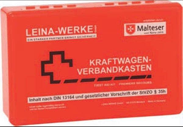 KFZ-Verbandskasten für 6,99€