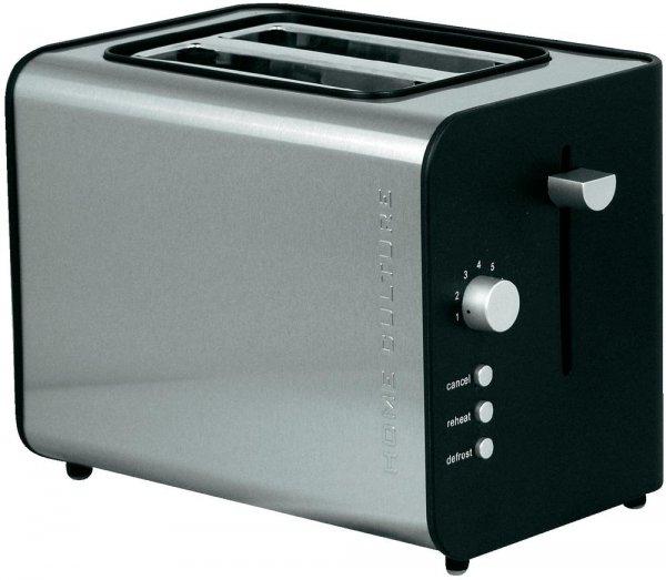 Edelstahl-Toaster und/oder Edelstahl-Wasserkocher mit 2200 Watt für je 14,00 € inkl. Versand