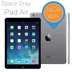 Apple iPad Air 16GB Spacegrau mit Wi-Fi 425,90€ inkl. VSK iBOOD