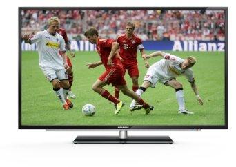 Amazon.de Grundig 50 VLE 921 BL 127 cm (50 Zoll) LED-Backlight-Fernseher, EEK A+ (Full HD, 200 Hz PPR, DVB-C/T/S2, CI+, SmartTV) schwarz