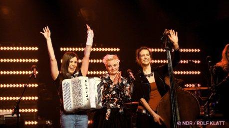 Heute Köln Lanxess Arena Freikarten EUROVISION SONG CONTEST Deutscher Vorentscheid 2014