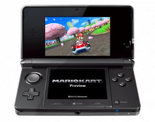 Nintendo 3DS Schwarz oder Blau für rund 190€ @ bee.com