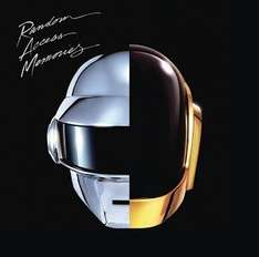 MP3-Album Random Access Memories von Daft Punk bei Google Play / Amazon