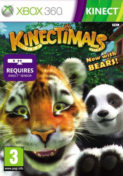 XBox 360 (Kinect) - Kinectimals (Jetzt mit Bären) für €11,92 [@Zavvi.com]