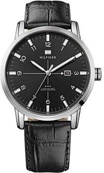 [amazon] Tommy Hilfiger Herren Armbanduhr für 80,38 €