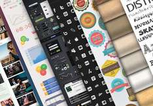 inkydeals.com: Für Designer. The Premium Web Design Starter Kit anstatt angeblichen 519$