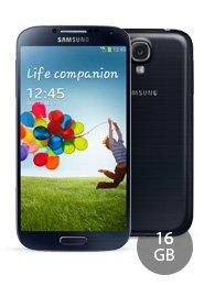 Samsung Galaxy S4 16GB LTE + MoWoTel Easy für 359,80 Euro