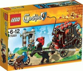 LEGO Castle - Goldraub (70401) für 13,33€ @Pixmania