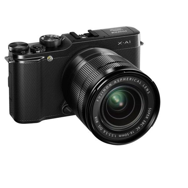 Fujifilm X-A1 schwarz mit Objektiv XC 16-50mm + XC 50-230mm für 458,70€ inkl. Versand @Amazon.fr