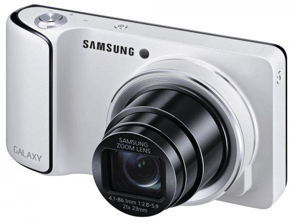 Samsung Galaxy Cam GC110 Special Edition schwarz oder weiß für 185€ Saturn Outlet