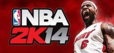 [Steam] NBA 2K14 ab 7,12€ @ Amazon.com oder 8,99€ @ Steam-Store