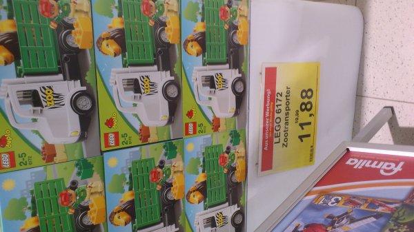 (offline/regional) LEGO Duplo Zootransporter1672 für 11,88€ beim famila jever