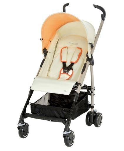 Maxi-Cosi KiWa Mila beige oder orange für 105,85€ @windelbar.de