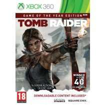 Tomb Raider - GOTY (Xbox 360) für 14,56€ @The Game Collection