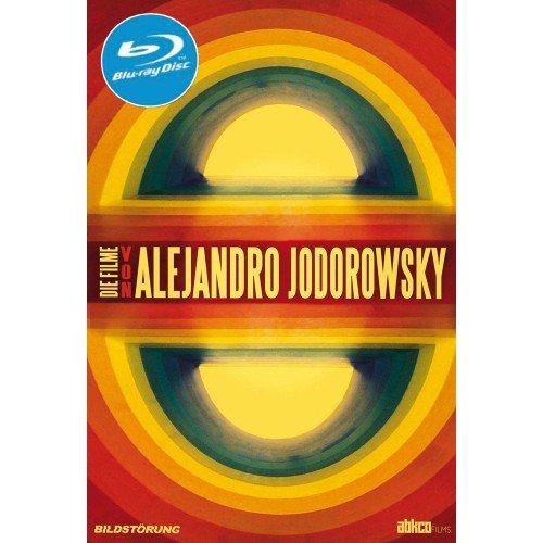 [Blu-ray/DVD/CD] Die Filme von Alejandro Jodorowsky (2 BDs, 2 DVDs, 2 Audio-CDs) @ Müller