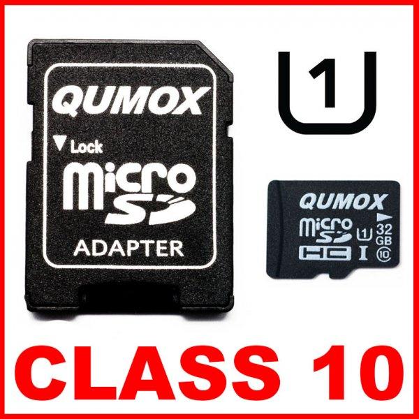2. Versuch QUMOX 32GB MICRO SD MEMORY CARD CLASS 10 UHS-I 32 GB