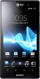 Sony Xperia ion Schwarz Android 4.0 Smart­phone [HD Rea­lity Dis­play, 12MP Kamera, 1,5 GHz Dual-Core] für 190€ @NB