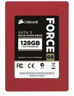 "Corsair SSD ""ForceGS 2,5"" 128 GB"