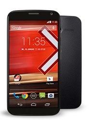 Motorola Moto X | O2 Vertrag - 1GB LTE - O2 Flat - 100 min/od. Wunschflat - SMS Flat - Festnetznummer