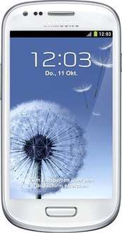 SAMSUNG GALAXY S III Mini i8190 marble-white