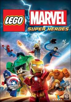 [Steam]  LEGO Marvel Super Heroes für 5,71€ @ gamefly