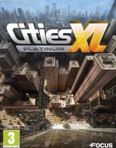 AMAZON.COM  - Cities XL Platinum - STEAMKEY- 5,74 €