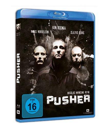 Pusher [Blu-ray] für 4,99€ (Prime oder Hermes) @ amazon.de