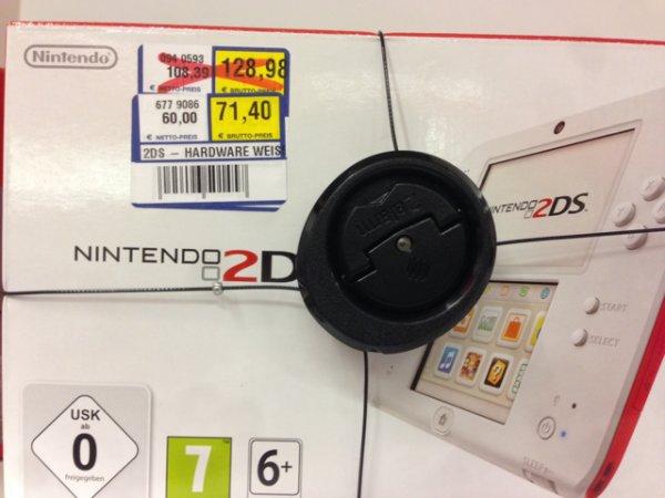 [Lokal Metro Schwelm] Nintendo 2DS für 71,40 EUR inkl MwSt