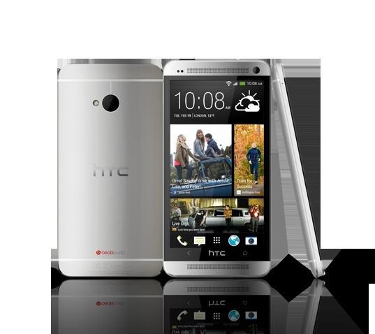 HTC One (Silber) für 359 Euro @base.de (Keine Versandkosten)