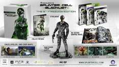 [PS3 / PC] Tom Clancys Splinter Cell 6 Blacklist - The 5th Freedom Edition - 20,99 EUR