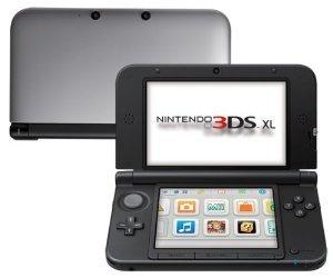 Nintendo 3DS XL silber/schwarz (Zustand: sehr gut), 135,41 € inkl. VSK @amazon.it WHD